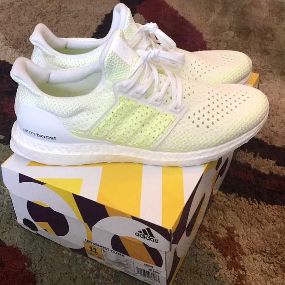 c175ad3f2 adidas Other - 🎾🎾🎾Ultra boost CLIMA solar yellow